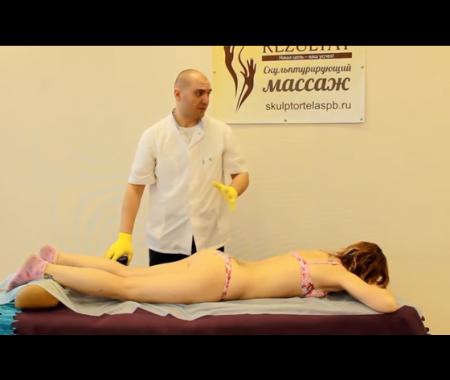 Видео инструкция бандажное обёртывания Severyanka Professional №1